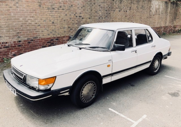 Saab 900 Classic for sale