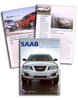 SAAB Bi Monthly Magazine